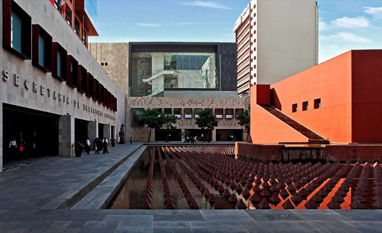 Cittá del Messico, Distretto Federale, Messico: Museum of Memory And Tolerance by Arditti + Rdt Architects