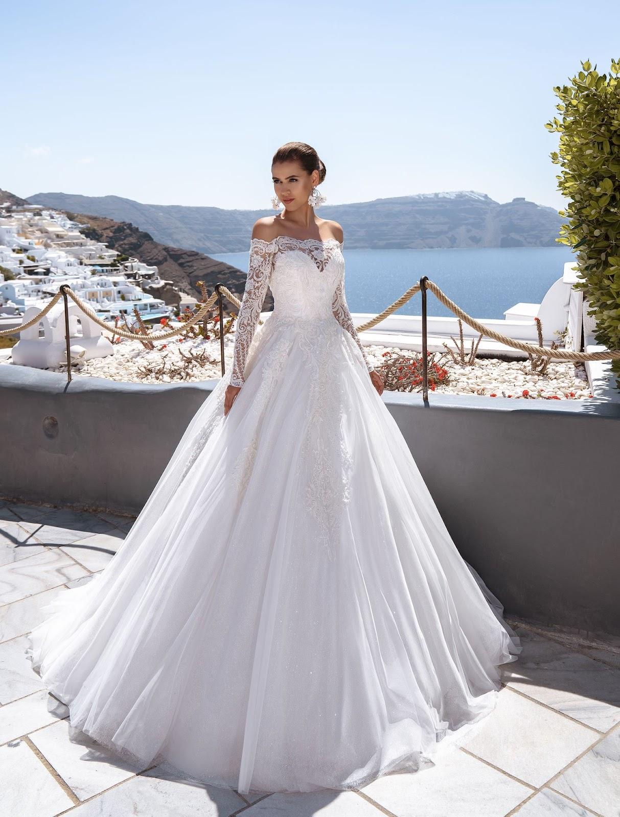 Пишне весільне плаття 2020
