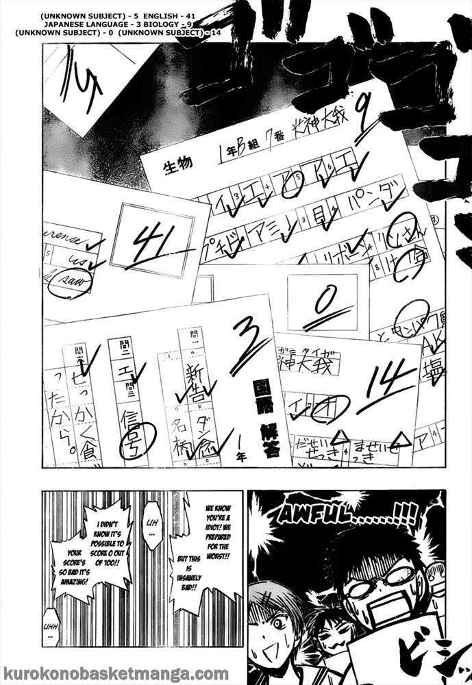 Kuroko no Basket Manga Chapter 37 - Image 09
