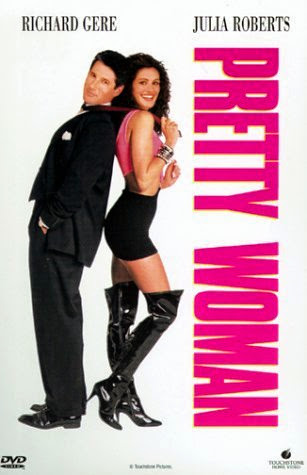 Poster Of Pretty Woman (1990) Full Movie Hindi Dubbed Free Download Watch Online At Alldownloads4u.Com