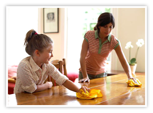 Правильный уход за мебелью — гарантия сохранения уюта в вашем доме