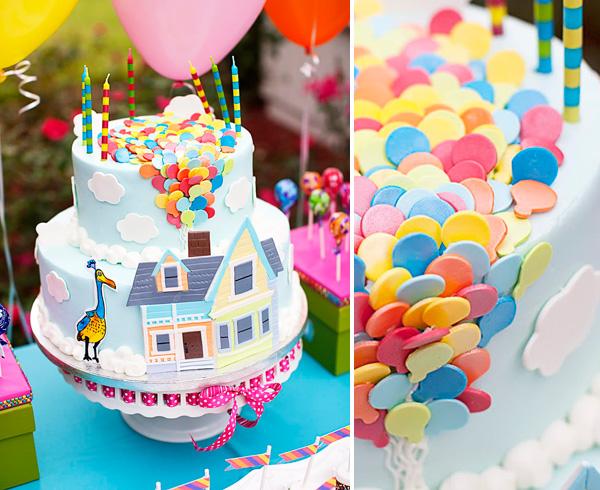 Fiesta de cumpleaños UP