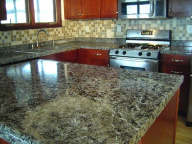 ... Give Your Kitchen A New Look With Granite Paint Kits Review & Giveaway