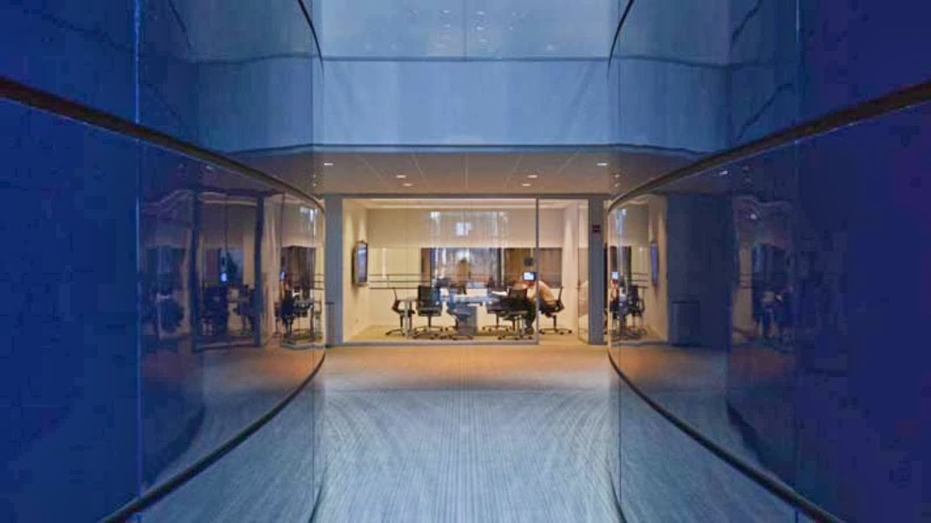 Yale School of Management by Foster Partners