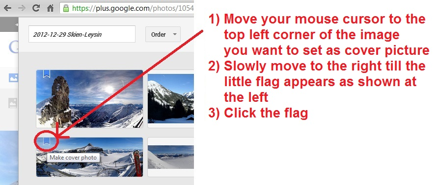 how to change shape of pictures on google slides