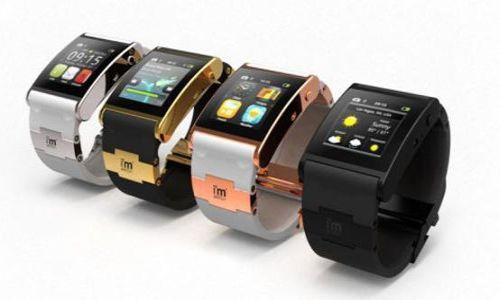 Reloj de pulsera con mismas funciones Smartphone