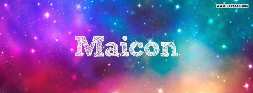 Capas para Facebook Maicon