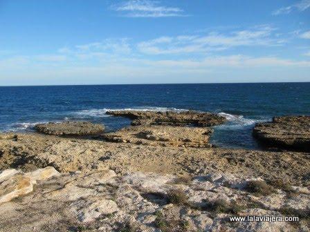 Los Baños de la Reina, piscifactorías de época romana