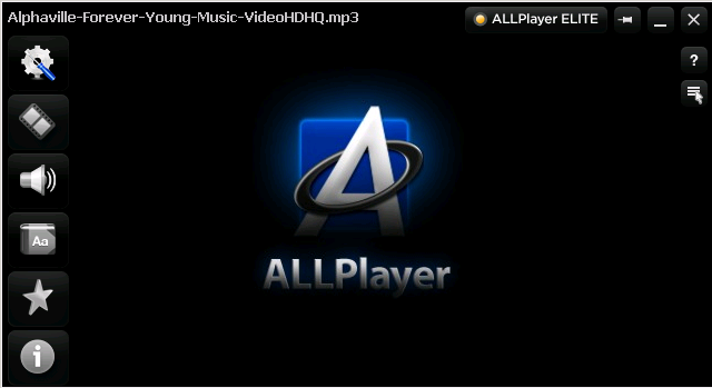 Un nuevo reproductor multimedia para Windows-AllPlayer