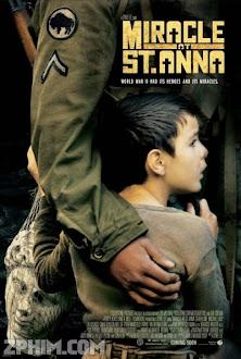 Phép Màu Chiến Tranh - Miracle at St. Anna (2008) Poster