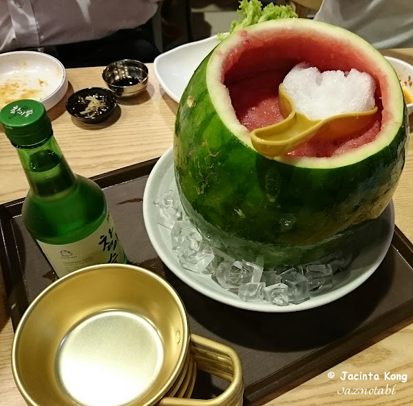 how to drink soju properly