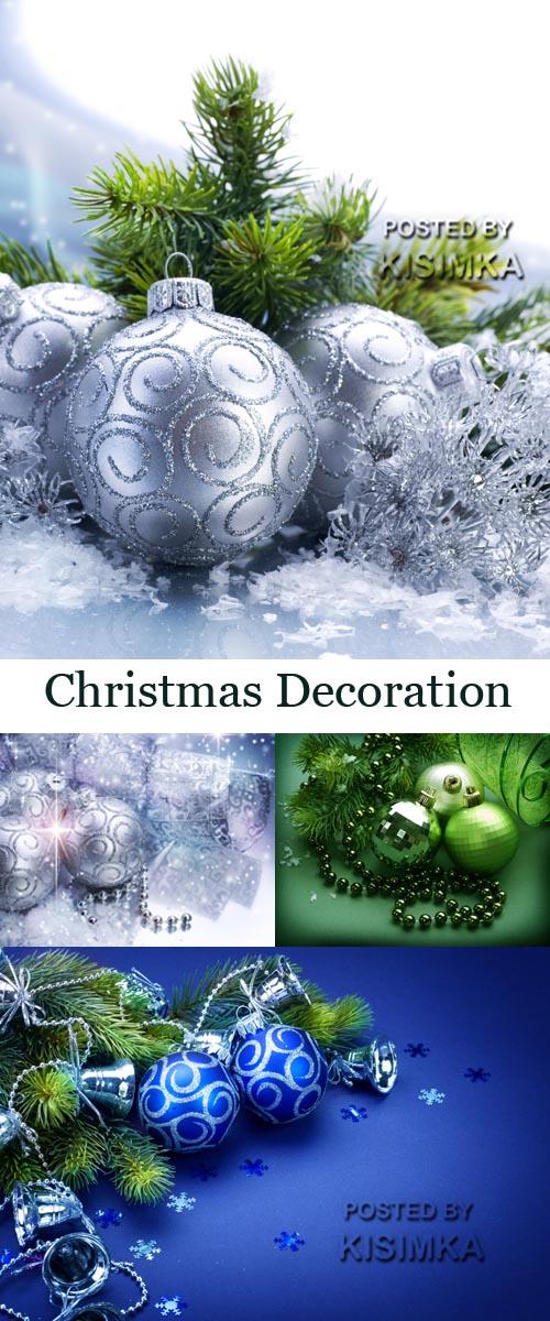 Stock Photo: Christmas Decoration 13