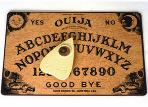 Ouija Board Helps Psychologists Probe The Subconscious