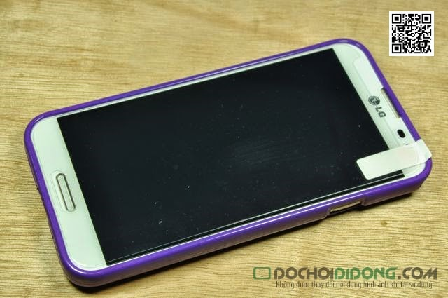 Miếng dán màn hình LG G Pro F240 E980 cường lực 9H siêu cứng