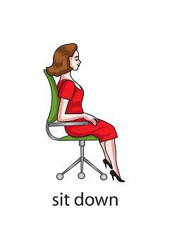 sit%2520down%2520 %2520flashcard Verb flashcard