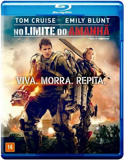 No Limite do Amanhã 1080p BDRip Bluray Legendado – Torrent (2014)