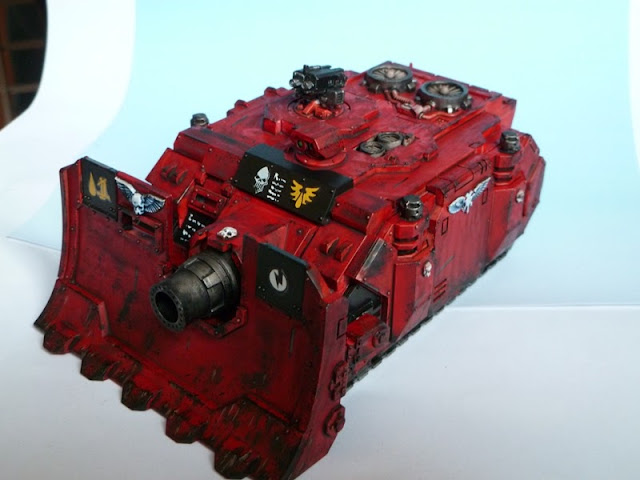 Vindicator Blood Angels
