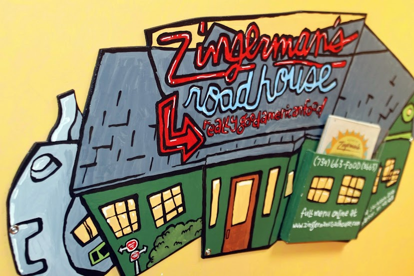 Ann Arbor - Zingerman's Road House