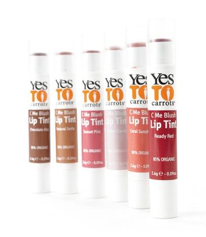 Yes To Carrots C Me Blush Lip Tint Review  by Best Beauty Buys - Beauty Products Reviews