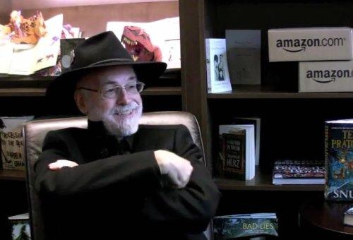 Terry Pratchett w Amazonie