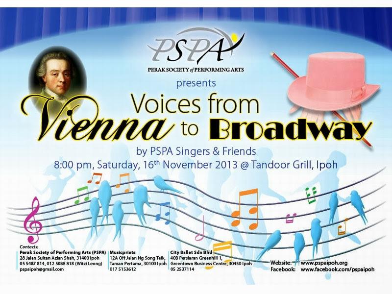 PSPA Singers Concert