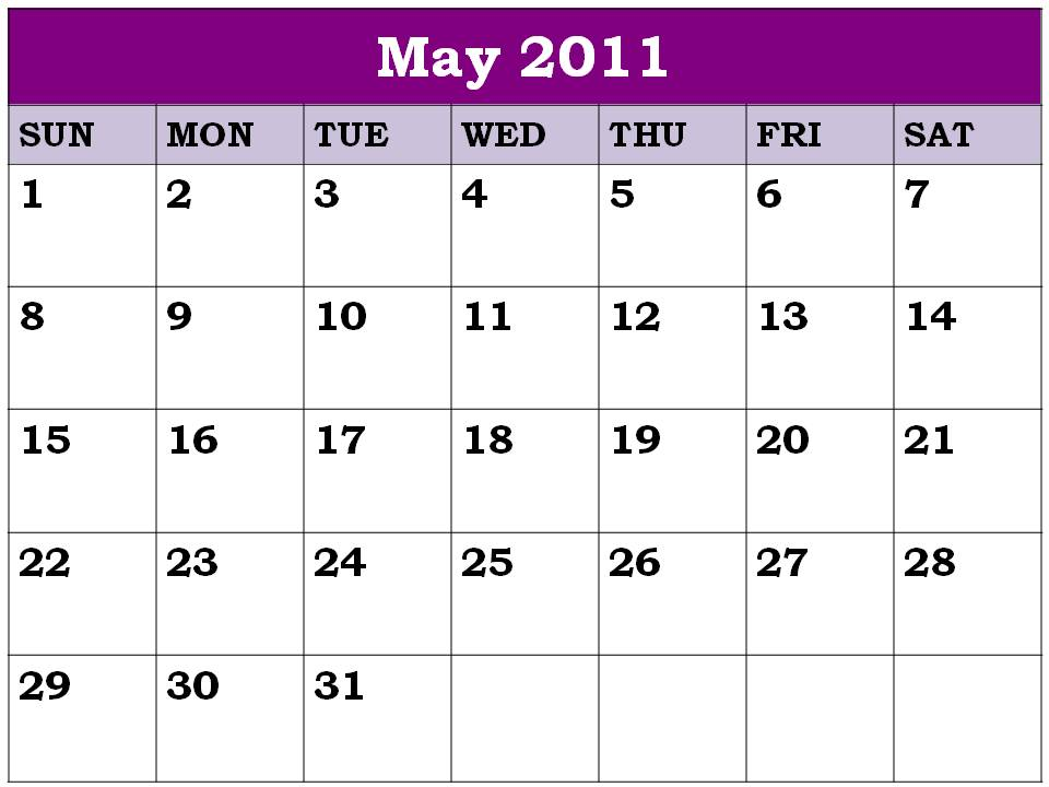 May Calendar Korea : Korea s blank calendar may