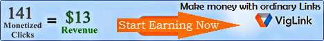 Earn money by Sharing Web Links.