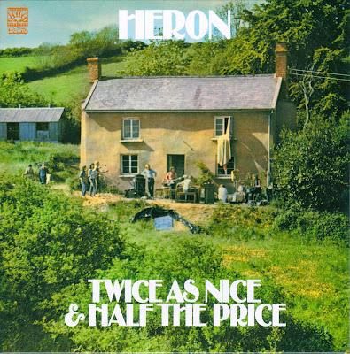 Heron ~ 1972 ~ Twice As Nice & Half The Price