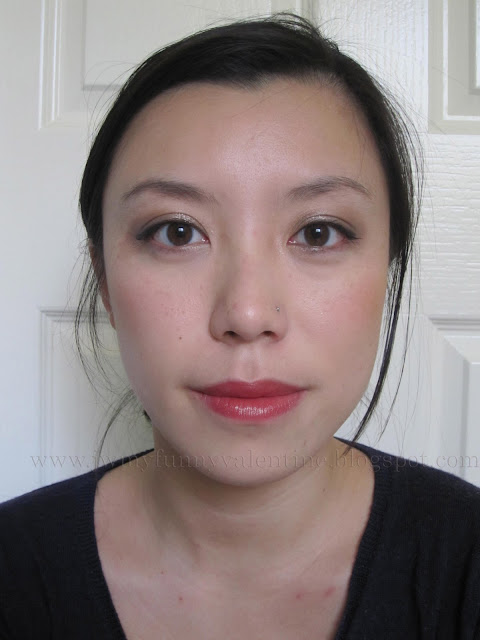 NARS Gipsy with LM metallic creme color 'Gold', Benefit e/s 'Fawn Over Me'