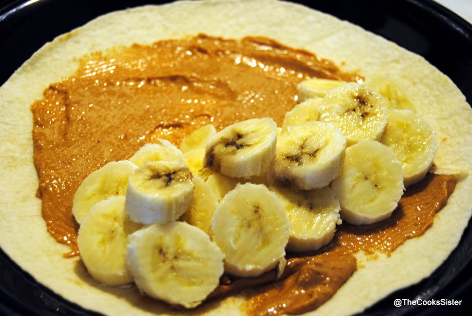 Breakfast Quesadillas with Peanut Butter and Bananas | The Cook's ...