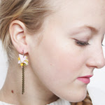 Fabrid Hoop Earrings