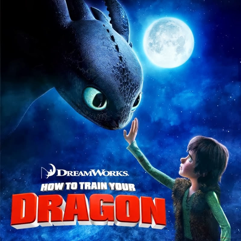 How To Train Your Dragon 2010