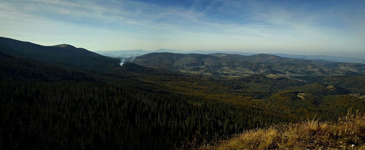 Widok z Sokolicy