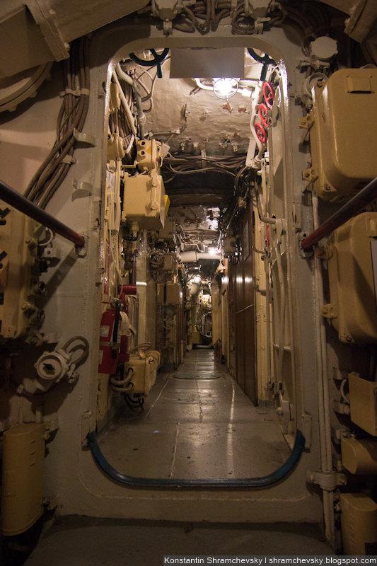 USA California San Diego Soviet Submarine B-39 США Сан Диего Советская Подводная Лодка Б-39 Большая