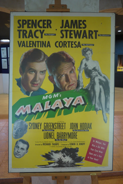 Movie poster for Malaya