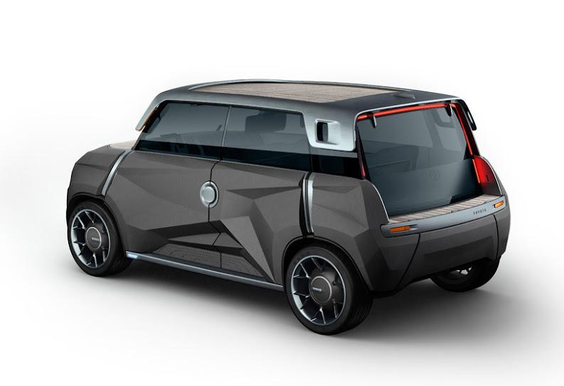 *TOYOTA ME.WE小型遊玩車:電動環保輕巧登場! 15