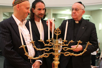 Vatican joins with International Jewish Committee to combat anti-Semitism and Christianophobia