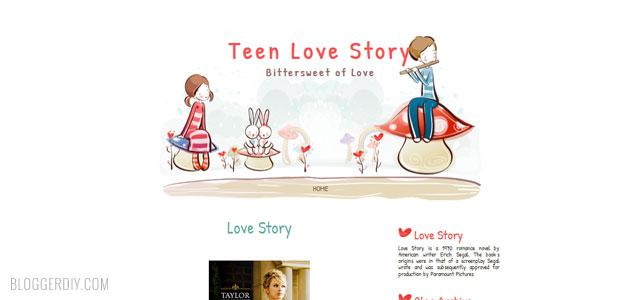 Teen Love Story