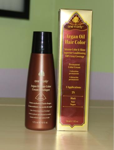 Argan Oil Hair Color 4r Rachael Edwards