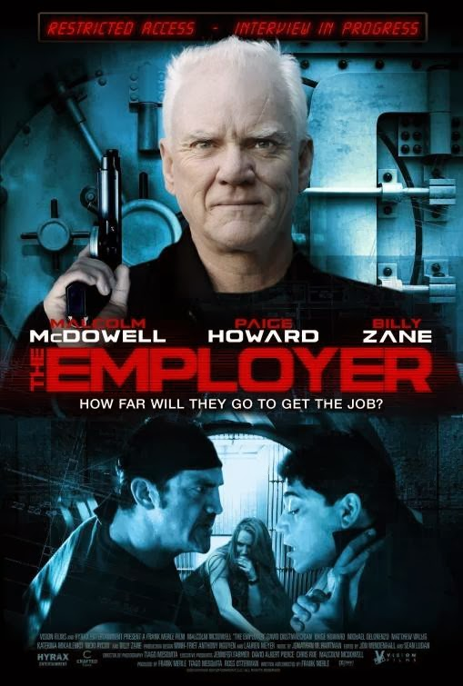 Poster Of English Movie The Employer (2013) Free Download Full New Hollywood Movie Watch Online At Alldownloads4u.Com