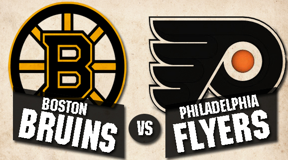 bruins/flyers away
