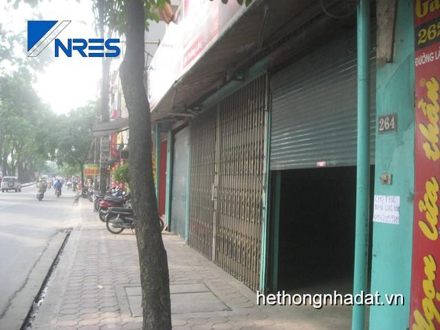 Mua bán nhà đất Hà Nội_Bán nhà số 266 đường Láng – Đống Đa