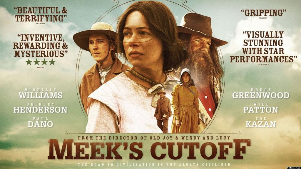 Meek's Cutoff movie poster