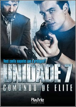 Unidade 7 Comando de Elite (Dual Audio) BDRip XviD