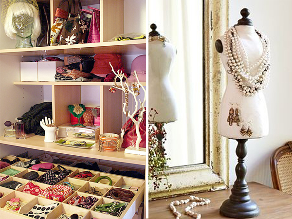 Superieur Organization Inspiration: Dresser And Jewelry Storage
