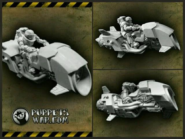 Motojet Puppets War