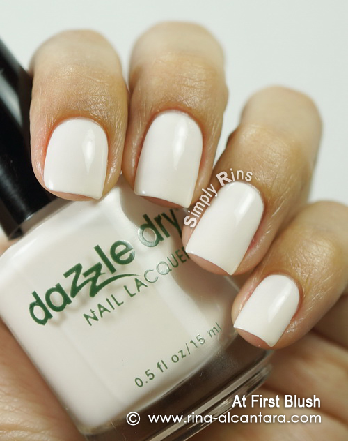 Dazzle Dry At First Blush