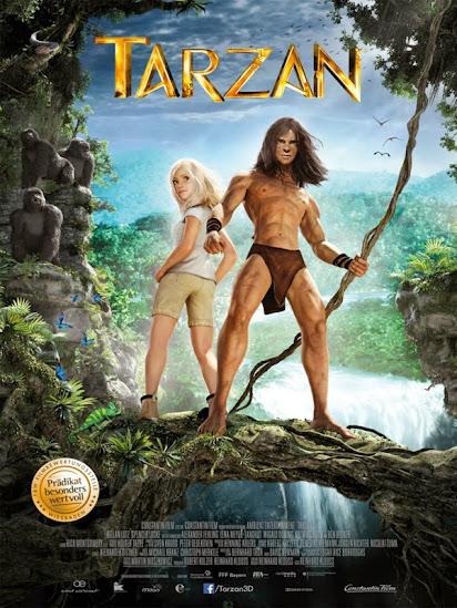 Cartel Tarzan 3D