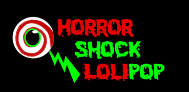 Horror Shock Lolipop. Some nice person here drew the button for our Halloween event.