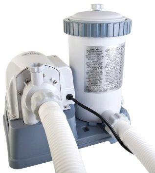 Intex 2500 Gph Krystal Clear Pool Filter Pump W Timer